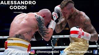 Alessandro Goddi: «Sono pronto e determinato più che mai a dare battaglia contro Scardina»