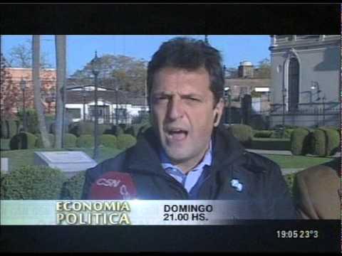 C5N - PROGRAMACION: PROMO ECONOMIA POLITICA 22.11.2014