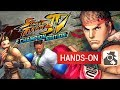 Download STREET FIGHTER IV: CHAMPIONSHIP EDITION (iPhone / iPad) | Hands-On