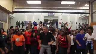 Video A. Maceo Smith New Tech High School - Uptown Funk Dance download MP3, 3GP, MP4, WEBM, AVI, FLV Desember 2017