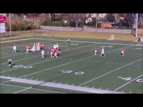 2015 Huntingdon College Lacrosse Highlights