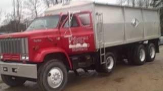 1985 GMC 7000 Grain Truck