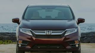 2018 Honda Odyssey Review and Road Test | 2018 Honda Odyssey First Drive