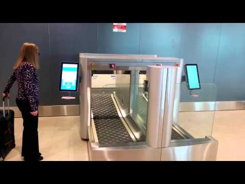 Self-service Baggage Drop