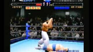 All Japan Pro Wrestling Featuring Virtua - Jeffry McWild