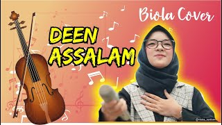 DEEN ASSALAM SABYAN with Acoustic Cover by Ros, Gina and Turki Friends