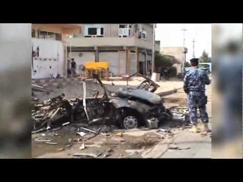 Deadly Bombs in Northern, Central Iraq