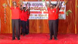 Nibbaram kalgi dhiryamgundu,Telugu Christian Song,  sunday school song, children chrisian songs, chr