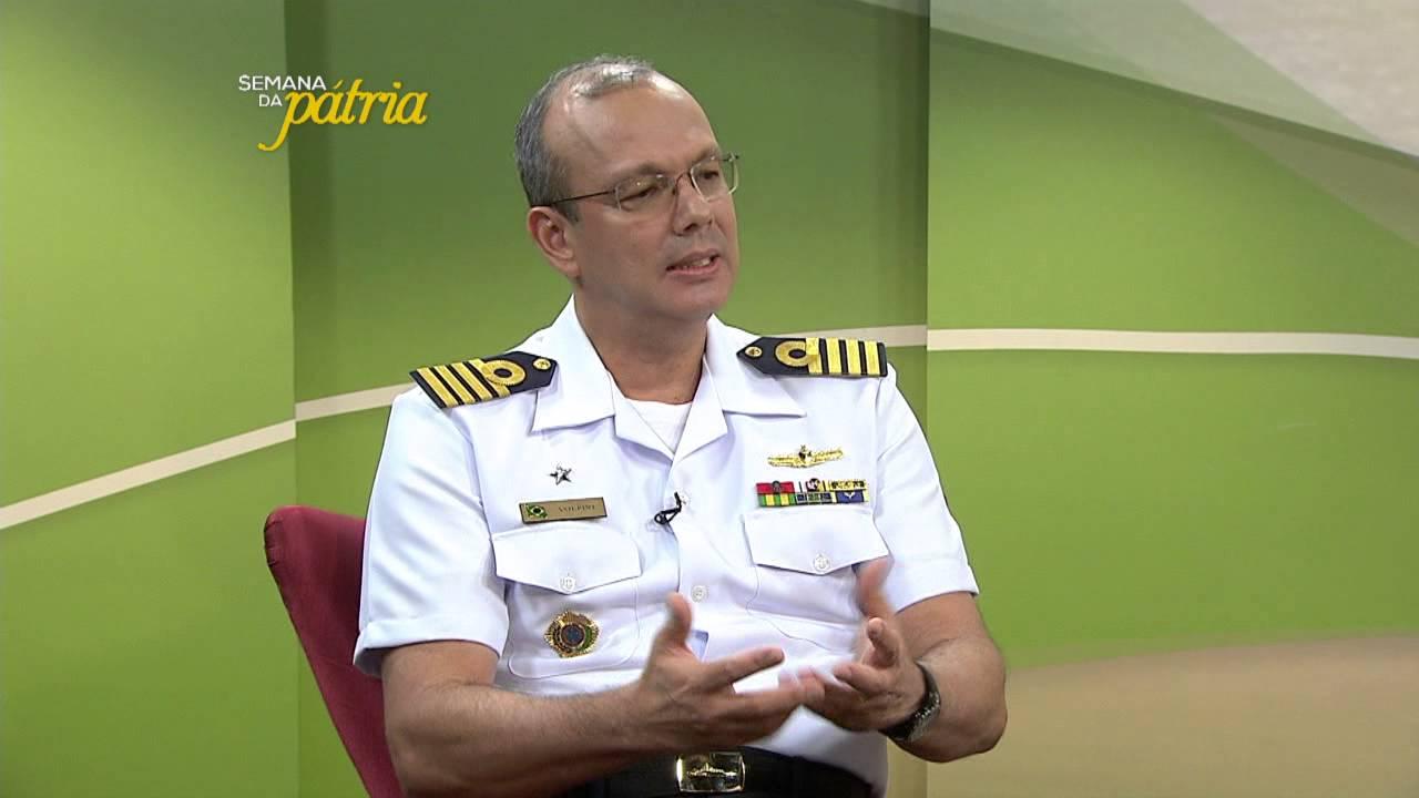 45c3fff159 Marinha defende segurança das águas brasileiras - YouTube