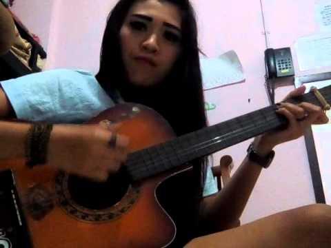 Naff - terendap laraku (cover by anah avelio)