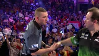 DOUBLE-DOUBLE FINISH! Aspinall's incredible finish to reach Semi-Finals