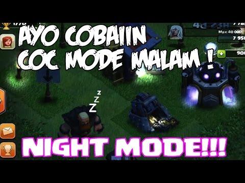Cara Membuat COC Mode Malam? - MEMBONGKAR MISTERI COC #7 - Clash Of Clans Indonesia