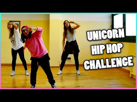 Unicorn Hip Hop Challenge - ft. Polly Dance