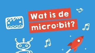 Wat is de Microbit? (uitgelegd in 2 minuten)