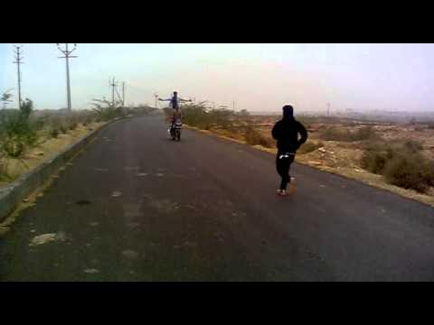 Stunt fail (@_®) gwalior (mp)