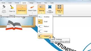 iMindMap 6 - Smart Layout