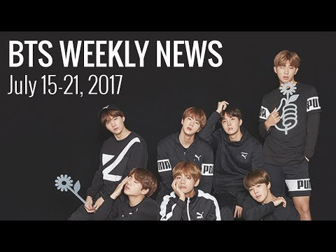 [BTS WEEKLY NEWS] July 15—21 : When Is BTS Coming Back?