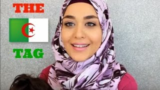 The Algerian TAG | Muslim Queens by Mona