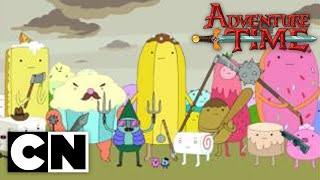 Adventure Time: Stakes - The Dark Cloud (Clip 3)