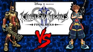Kingdom Hearts 2 Final Mix Lingering Will/Terra Critical Mode English