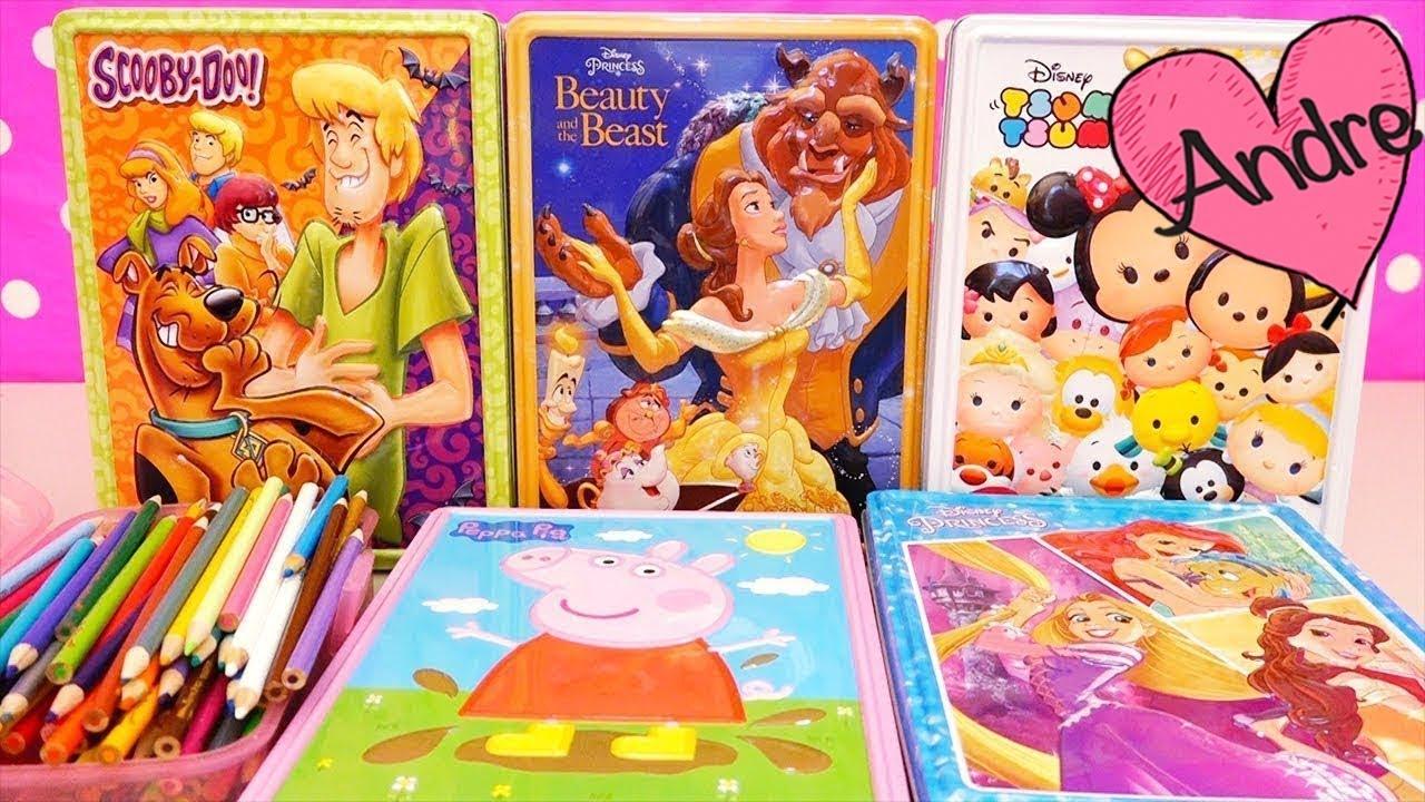 Dibujos para colorear para niñas y niños de Scooby Doo ...