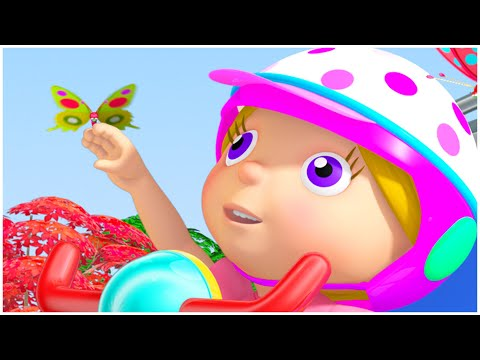 Cartoon for kids | Learn Something New | Confidence for Kids | Compilation | Everythings Rosie