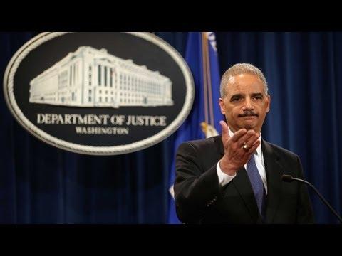 Eric Holder testifies before House Judiciary committee