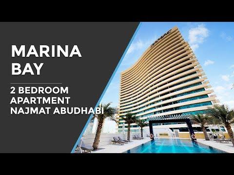 Marina Bay 2 Bedroom Apartment-Najmat Abu Dhabi-Al Reem Island-Abu Dhabi
