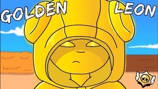 Brawl Stars Animation - GoĮden Leon Origin (Parody)