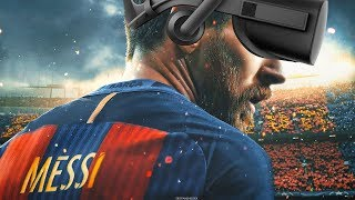VIRTUAL REALITY FOOTBALL SIMULATOR | VRFC VR Gameplay | Oculus Rift Gameplay