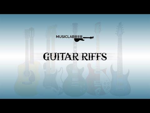 Guitar Riffs. Part 2