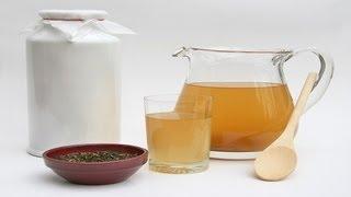 Healthy Recipe #3 - Kombucha Tea Recipe