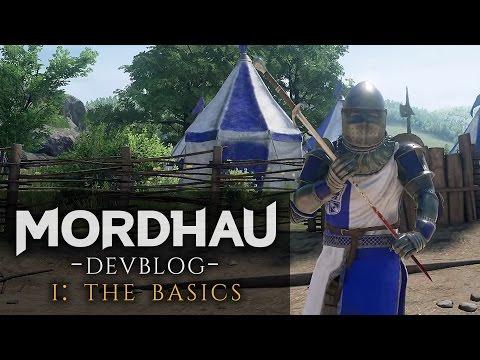 Mordhau Dev Blog - #1 Basics