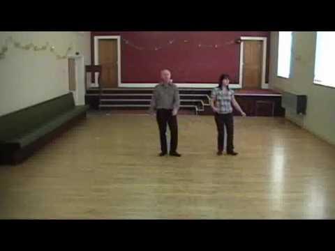 AFTER FIVE STOMP   ( Line Dance )