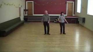 AFTER FIVE STOMP   ( Line Dance )