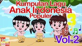 Download lagu Kumpulan Lagu Anak Indonesia Populer 17 Menit - Vol 2 | Lagu Anak Indonesia