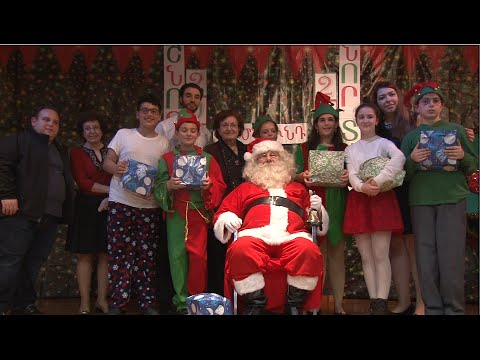 Holy Martyrs Armenian day school (HMADS) Christmas Hantes December 14, 2015, New York