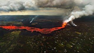 (6/21/18) HAWAII KILAUEA VOLCANO UPDATE TODAY. Hawaii Lava Flow Update