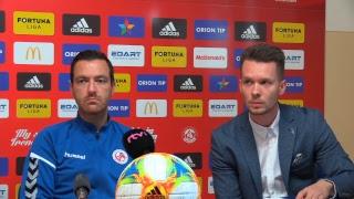 ASTV PRESS CONFERENCE | Tlačová konferencia po zápase Fortuna ligy | AS Trenčín - FK Senica