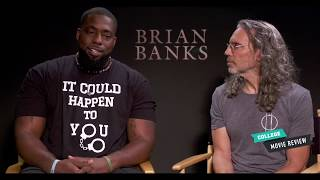 Interview -  Banks, Tom Shadyac - Brian Banks