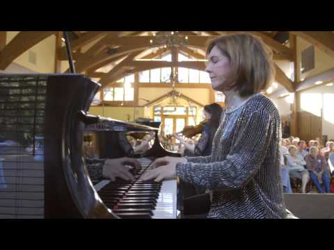 Bartók's Contrasts for Violin, Clarinet and Piano   Bravo! Vail 2015 Chamber Music Series