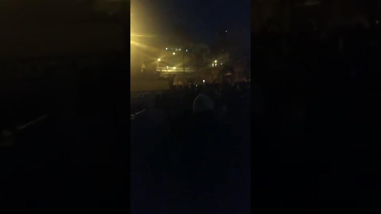 """""""1500 sont nos morts de novembre""""  scandent les manifestants à Téhéran en Iran"""
