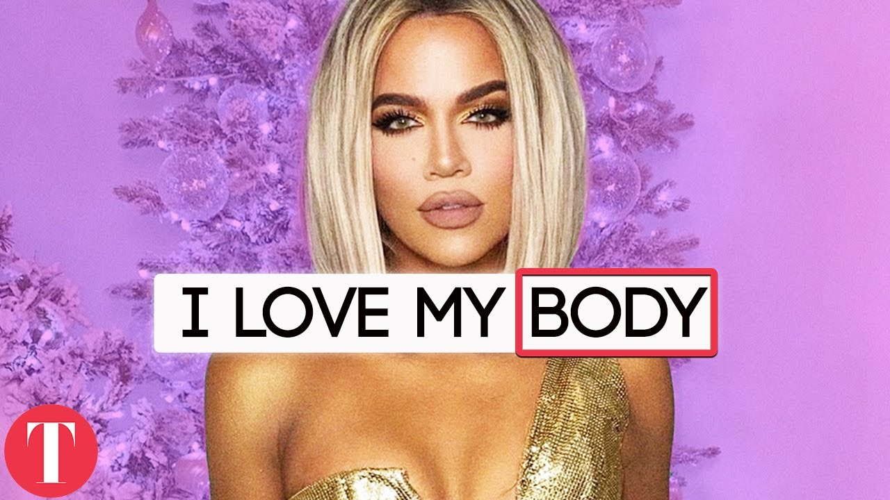 The Stunning Journey Of Khloe Kardashian