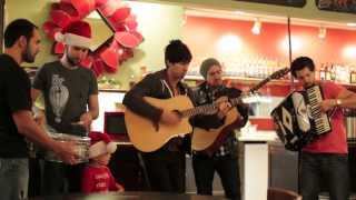 "Cloverton - ""Go Tell It On the Mountain"""