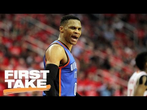 Stephen A. Smith Says Thunder Should Be Ashamed Of Themselves | First Take | April 20, 2017