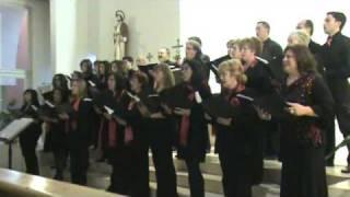 Dios te salve Cruz preciosa (Coral Santiago Apóstol)