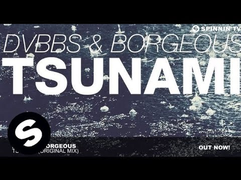 DVBBS & Borgeous - TSUNAMI Original Mix