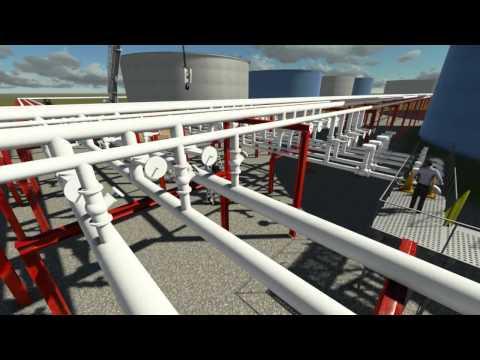 Oil Storage Facilities Conceptual Model