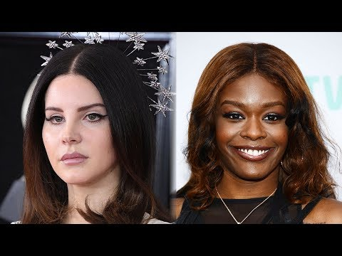Lana Del Rey DRAGS Azealia Banks During EXPLOSIVE Twitter Feud Mp3