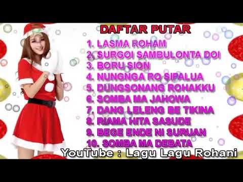Album Lagu Natal Bahasa Batak